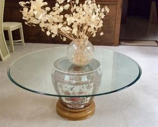 the other fishbowl table