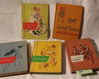 501: 5 books $10 sale