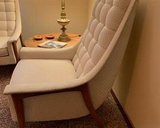 MCM KROEHLER Lounge Chairs