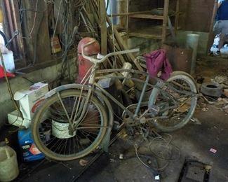 1936 Dayton Huffington super Bicycle