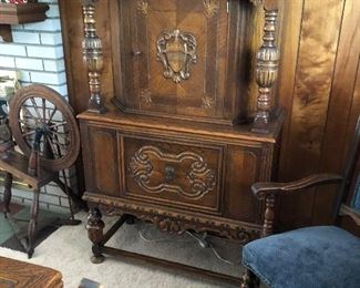3 Piece Jacobean set.  $700 for all 3 pieces.