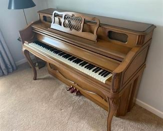 Mason and Hamlin Piano