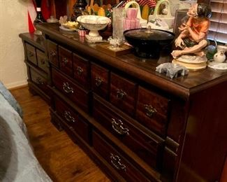 Dresser, nightstand $150