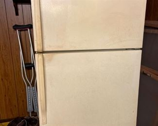 Working refrigerator. $50