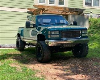 1995 Chevy K1500 LOW MILES 4x4