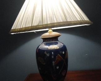 Lamp by Norman Rockwell (Golf)