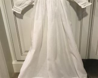 Vintage baby doll dress or blessing gown