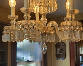 Nice Crystal Chandelier