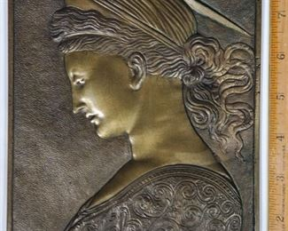 Art Bronze St Helena