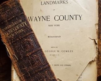 Needs restoration but pages in good condition