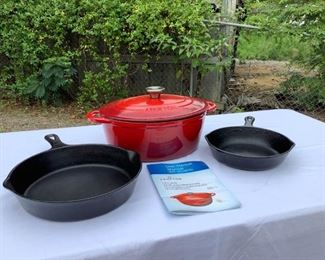 Crofton Cast Iron and More