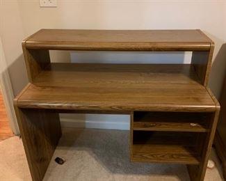 #14Laminate Desk 41x22x36 $65.00