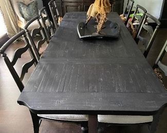 Farmhouse Table (Seating for 8) $900