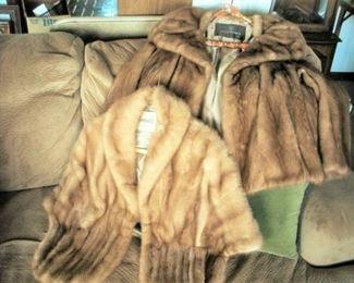 Fur Coats, Designer Purses and Hand Bags