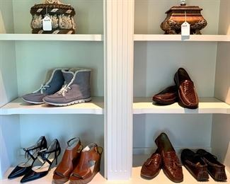Large selection of designer mens and womens shoes!