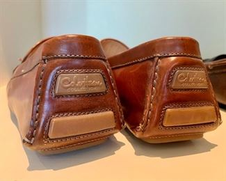 Alternate view of Cole Haan Leather Loafers with Tassel. Mens size 10.5.