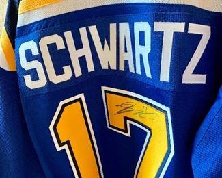 signature - Jaden Schwartz