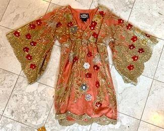 $38 - Meghan LA sequin dress size 8