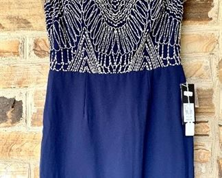 $100 - David Meister beaded dress **BRAND NEW** with tags (originally $550)