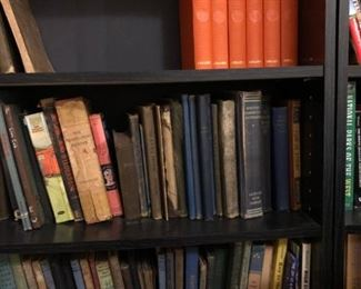 Books dating back to 1889
