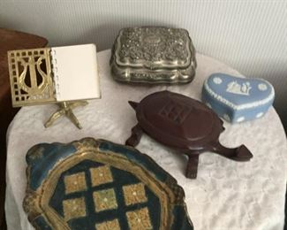 Wedgewood and more!