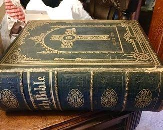 Large Holy Bible