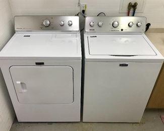 Washer & Dryer Set