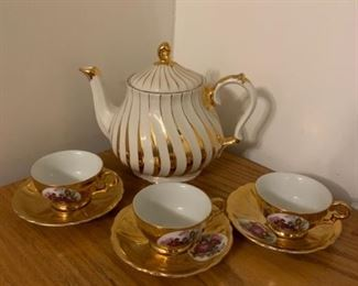 Tea Set, Haviland
