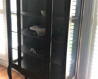 Art Nouveau Display cabinet/China Cabinet