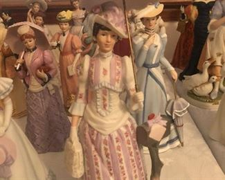 Avon Presidents Club Figurine