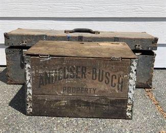 Anheuser-Busch Box