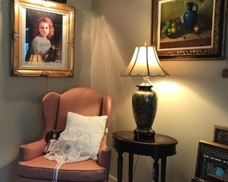 GORGEOUS FURNITURE, LAMPS, TABLES, ARTWORK,  PAINTINGS AND MORE!!!  SEE PICS OF THOUSANDS OF BEAUTIFUL ITEMS....AND ADDING!!!  :))