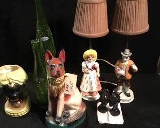 Blenko Vases and Collectibles