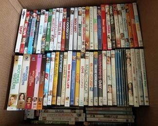 003 RomCom DVD Collection