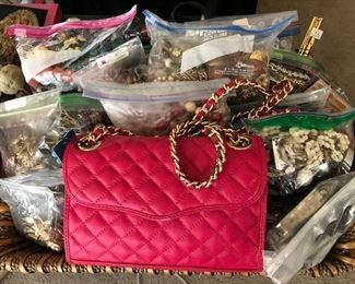 Miscellaneous Bagged Costume Jewelry