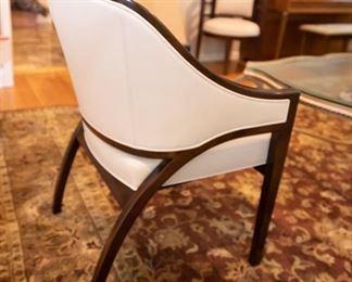 Berhardt Arm Chairs  $150 Each  (Six available) 24.75 x 22 x 36.5