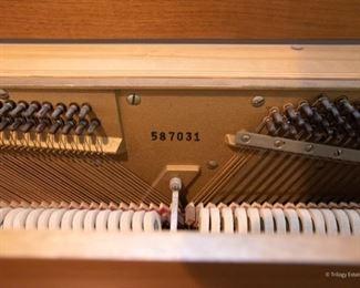 Kimball Piano $150 57.5 x 24 x 36