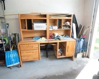 Oak Desk  $95