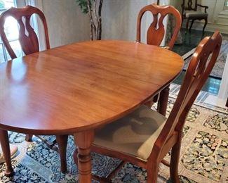 """Heywood Wakefield Kitchen Table                                         56"""" L x 38"""" W x 29"""" H"""