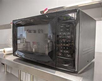 GE Microwave WES1130DM2BB