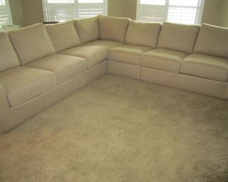 SECTIONAL BY ETHAN ALLEN