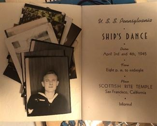 USS Pennsylvania ships dance program and photos