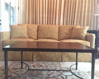 Hancock and Moore sofa
