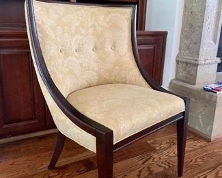 accent chair by Jessica Charles