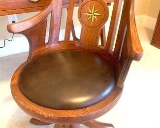 Swivel desk chair by Starbay