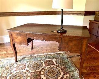 """writing desk by Collection Reproductions, 5' by 32"""""""