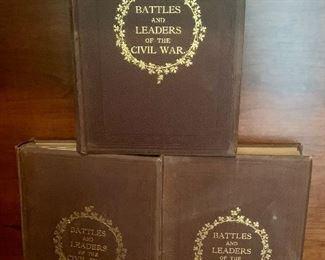 """Battles & Leaders of the Civil War"""