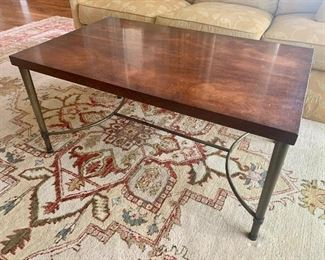 """42"""" by 26"""" coffee table"""