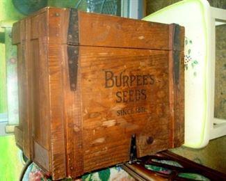 Old seed box