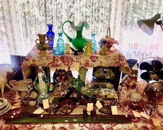 Preview Photo Of Collectible Table In Living Room